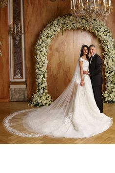 George Clooney Amal Alamuddin Wedding - Date and Plans for George Clooney's Wedding - Harper's BAZAAR Magazine