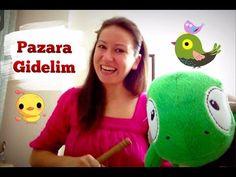 PAZARA GIDELIM Çocuk Şarkısı - YouTube