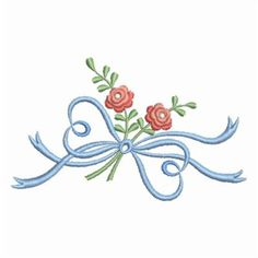 Heirloom Christening Border embroidery design