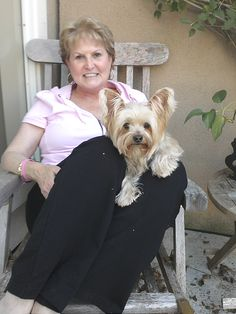 Rufus & Mommy