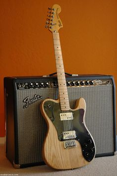 With a growing appreciation of country lead guitar, the Telecaster tone has grown on me, and excites me. Oh the possibilities!