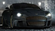 "DMC luxurious tuned ""Fakhuna"" Aston Martin DB-S"