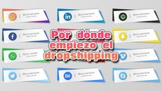 Por dónde empiezo el Dropshipping Personal Care, Mark Making, Social Networks, Self Care, Personal Hygiene