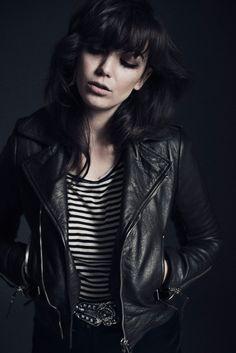 Rock 'n' Roll Style ☆ Daisy Lowe x Costume Magazine | Styled by Look De Pernille