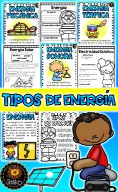 La energía Teacher Pay Teachers, Biology, Teaching Ideas, Back To School, Classroom, Writing, Learning, Store, Awesome