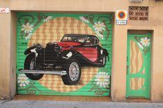Vila de Gràcia. Allez vous perdre dans les magnifiques rues du quartier Vila de Gràcia de Barcelone. Espagne Barcelone