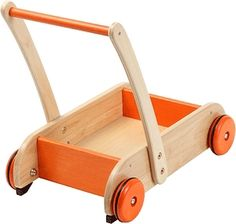 Wooden Walker from Montessori child