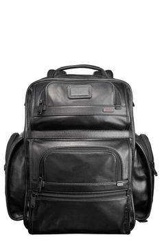 88099f53c8 Buy Tumi Alpha 2 T-Pass Business Class Leather Brief Pack at Luggage Pros.  Shop our selection of Tumi in many colors
