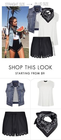 Plus Size Festival Outfit - alexawebb.com by alexawebb on Polyvore featuring maurices, MANGO, festival, plussize, plussizefashion and alexawebb