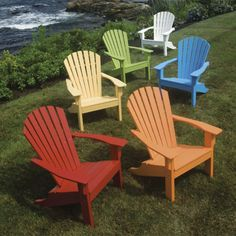 Recycled Materials Outdoor Furniture from Summer House