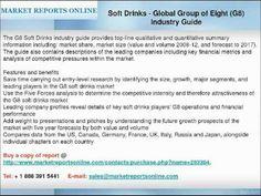 Nice G8 Soft Drinks industry