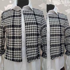 #giacca #corta #quadri #valeria #abbigliamento