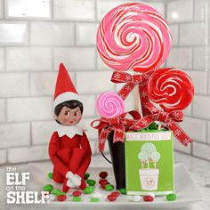 Magic Seeds of Sweetness | Elf on the Shelf Ideas