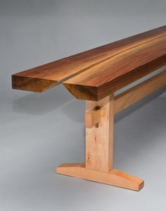 walnut bench 010 - Captured Live Edge benches - Gallery - Wood Talk Online