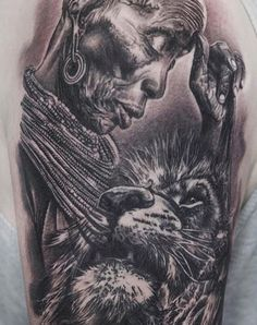 african-lion-tattoo-6