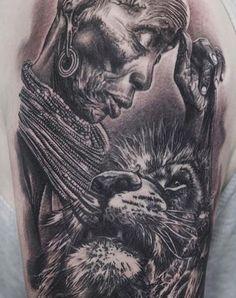 african-lion-tattoo-6