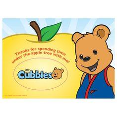 Awana Cubbies Appleseed