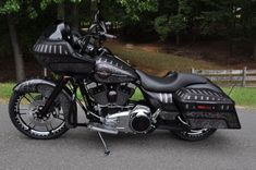 2010 CUSTOM ROAD GLIDE | Gastonia Used Motorcycles for Sale | The Bike Exchange
