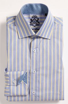 English Laundry Trim Fit Dress Shirt available at Nordstrom