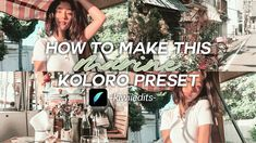 Please Subscribe, Like and Comment🤩 #koloro #koloropreset #kolorotutorial #kolorofilter Youtube, How To Make, Youtube Movies