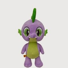 eToyPalace - The Best Toys of 2014: Build a Bear My Little Pony Spike Stuffed Dragon, 10 in