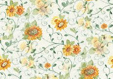 Fundo Floral 257