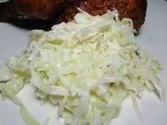 Krautsalat mit Schmand und Joghurt 1