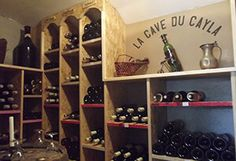 French Wine Cellar all inclusive holidays
