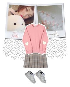 """""""Things that make me smile..."""" by heybiblexxxskawngur ❤ liked on Polyvore featuring Crate and Barrel and NIKE"""