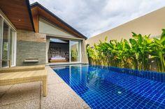 pool house Layan beach
