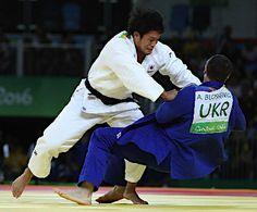 3位決定戦の羽賀 :フォトニュース - リオ五輪・パラリンピック 2016:時事ドットコム