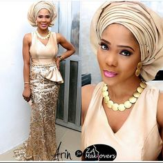 No event is complete until the colors and attires of that event rhyme and that, is the big role ASO-EBI plays. At every nook and cranny in the beautiful city of Lagos, once there is an event, the next question is; what style is trending? We can't help but be interested when it comes to  Aso-Ebi fashion and trends; as it has become an integral part of many events. It is now a unique tradition and this is due to its high level of acceptance.But the quest of being unique even in the same fab...