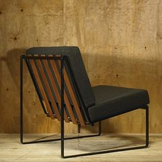 Kho Liang Ie, 024 Series Lounge Chair for Artifort, 1962.