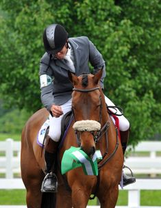 Make your horse love his work so he's just as happy to win as you are!