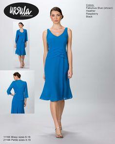Evening dress for petite emilie