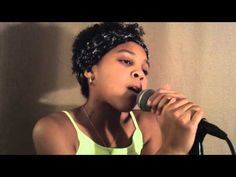 "11 year old Jayna does Cover of ""Skyfall"" Adele"