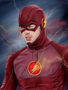 The Flash by Rapsag.deviantart.com