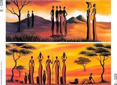 laminas decoupage africa - Pesquisa do Google