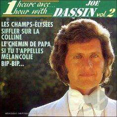 CD - Sony - 1986 - Une heure avec Joe Dassin Vol. 2