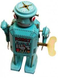 Robotten zijn gaaf. We kunnen er geen genoeg van krijgen.