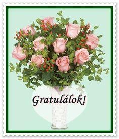 * Betty Boop, Floral Wreath, Happy Birthday, Wreaths, Roses, Decor, Happy Brithday, Decoration, Pink