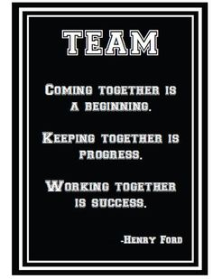 Totally Teamwork Inspirational Print is part of Sports theme classroom Page Count 12 Please note When ordering, please be sure to use a personal email account, as some workplaces have network - Team Quotes Teamwork, Leadership Quotes, Leadership Qualities, Sport Quotes, Team Motivation, Wednesday Motivation, John Maxwell, Teamwork Bulletin Boards, Sports Bulletin Boards