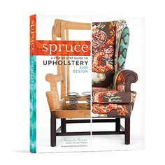 Reupholstering furniture with Spruce. - 4 Men 1 Lady
