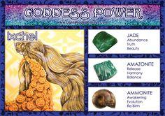 Goddess Power: Ixchel!