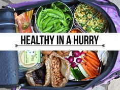 Having a busy schedule in the 21st century is a given, but often makes it hard to follow a healthy diet. The solution is to plan the food for busy periods in advance and to have a healthy meal or snack on hand. It is an immensely gratifying feeling being organised for the week, and that way there's no excuse to reach for the naughty foods and ruin your healthy eating intentions. Check out more on smtlifestyle.wordpress.com x
