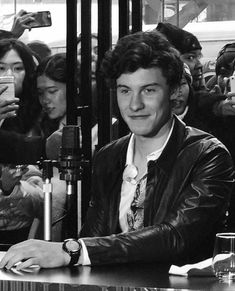 shawn mendes at the emporio armani event in tokyo on 12/17/2017