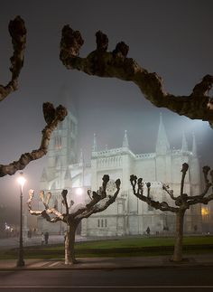 Santa Maria la Antigua, Valladolid, Spain ∞ by Dmitry Shakin