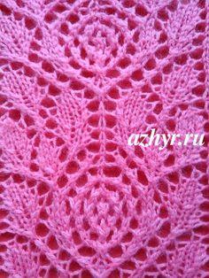 Pattern numero 157 neuloja ruusut - järjestelmä