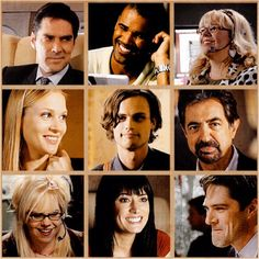 Criminal Minds The most good looking cast
