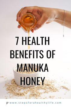 Straight from New Zeland,Manuka Honey naturally packed with anti-flamatories & natural benefits will improve your health and fix sickness. Manuka Honey For Wounds, Raw Manuka Honey, Manuka Honey Sore Throat, Pure Honey Benefits, Honey Health Benefits, Nutrition Bars, Health And Nutrition, Health Foods, Women's Health